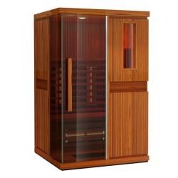 Инфракрасная сауна 2202R-JK (130х110х195 см)