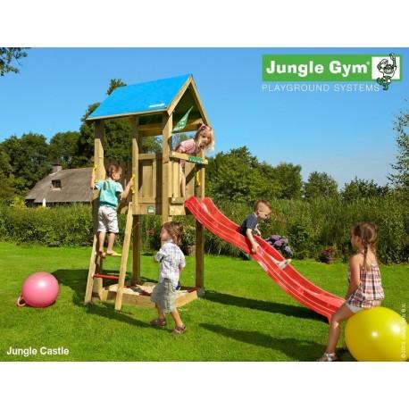 Детский игровая площадка Jungle Castle