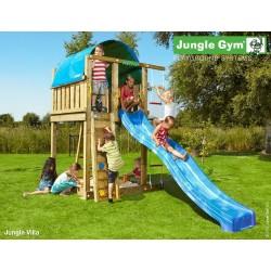 Детская игровая площадка Jungle Villa