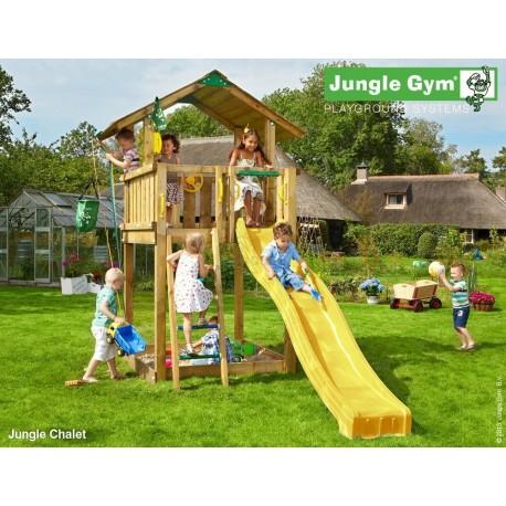 Детская игровая площадка Jungle Chalet
