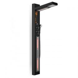 ИК душевая панель 011KS-A