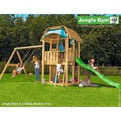 Игровой комплекс Barn+SwingModule Xtra